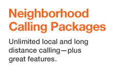 Neighborhood Calling Packages